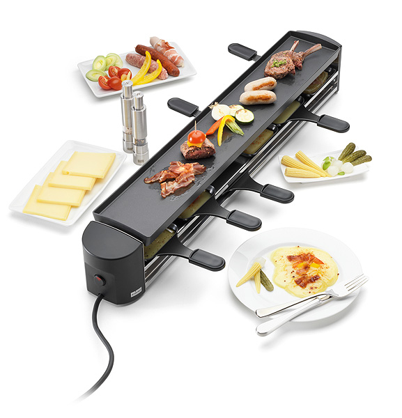 grill raclette e w karpf ag st ckli raclette. Black Bedroom Furniture Sets. Home Design Ideas